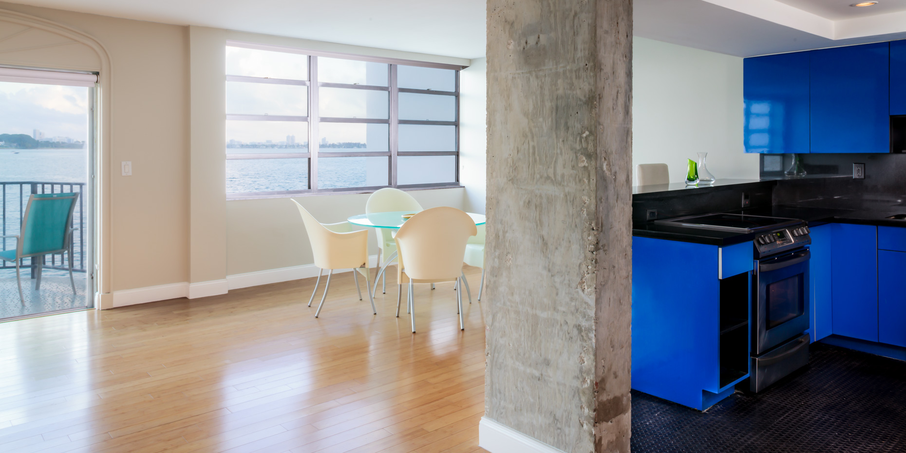 Michael Cushman Photography & Motion Miami_Condo_Dining