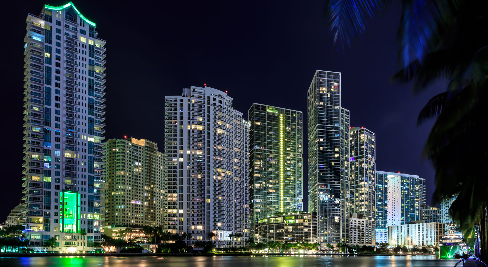 Miami River Brickell